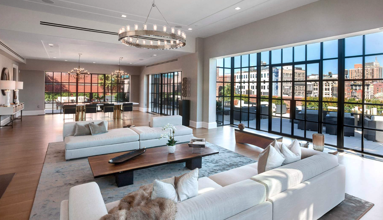 Inside the Puck Building's $66M penthouse
